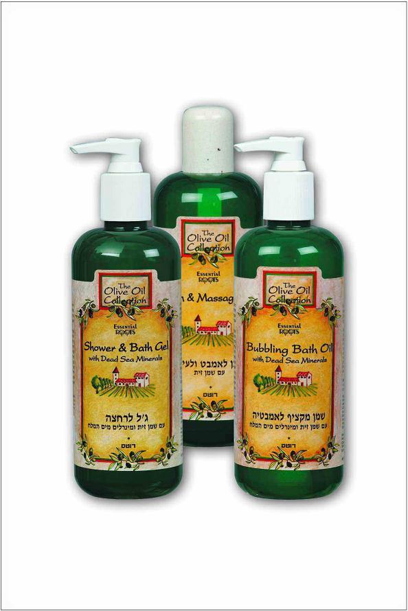 olive oil  skin