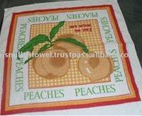 Printed Standard Textiles Towels