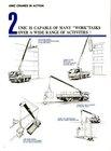 Unic Truck Mounted Crane