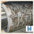 Recubierto bobina de acero / ppgi ppgi hoja máquina formadora de rollos
