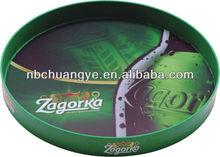 "14""/36cm plastic serving tray/barware"