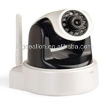 Pan Tilt 32G Memory Wifi Camera Board 2 Way Audio (ASW680)