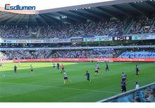 Esdlumen High brightness football stadium led banners screen