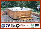 Therapy series 5 person jacuzzi outdoor,spa hot tub,massage bath tub JNJ SPA-338