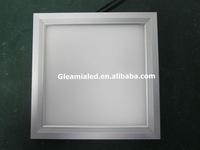 Dimmable led panel light 200x200mm 12w for children's lighting