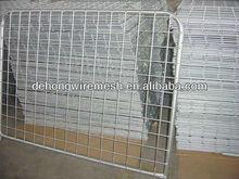 Galvanized Sheet Metal Farm Gates(Factory)