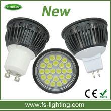 high efficiency 5w gu10 led light bulb shenzhen led mr16 smd 5630 5050 2853