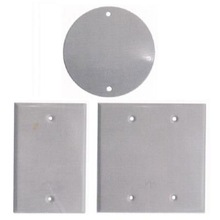 Weatherproof Outlet Box Steel Covers