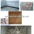 De malla hexagonal / caja / pollo jaula