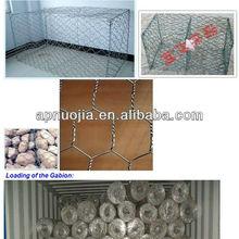 hexagonal mesh /gabion box /chicken cage