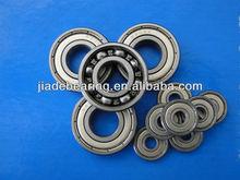 manufacture deep grrove ball bearing 6002/carbon steel /GR15 bearing 6002