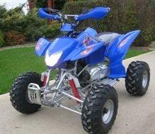 150cc Auto ATV Quad