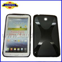 LAUDTEC Soft Skin X Line TPU Gel Case for Samsung Galaxy Tab 3 P3200 P3210 7inch