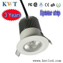 2013 retrofit 20w square led downlight swivel downlight SAA CE ROHS FCC 3 YEARS WARRATY