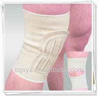 Cotton elastic knee cap protector hiking knee pads