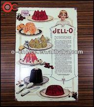 Decorado hb-2503 estaño signos por encargo de torta de cumpleaños de imágenes