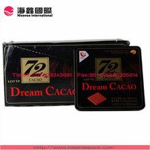Printing tin box chocolate tin packaging box