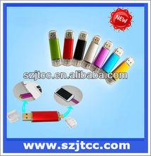 Bulk 4gb smart phone usb flash drives,cool otg smart phone 4gb,new model otg smart phone usb flash drive