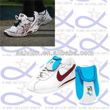 fashion sports shoe coin/key pouch