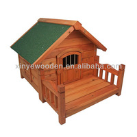 Wooden Dog House LWH-1101
