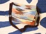 Mohair tapestry seminar bag