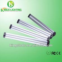 High quality New best hot sale 5w 500*33*19mm indoor motion sensor led cabinet solar led lights