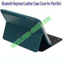 Ultrathin Bluetooth Wireless Keyboard Case for iPad Mini (Green)