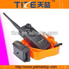 Hunting dog training collar romate anti-bark collar control 3 dogs TZ-AT216