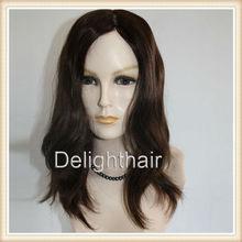 Top quality large stock jewish wig kosher wigs