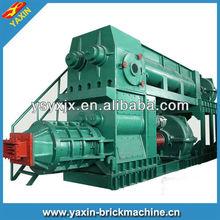 Fully Automatic Clay Bricks Production
