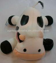 Microbeads spandex cushion animal decorative cushion