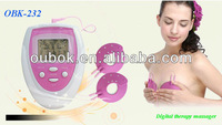 vibrating nipple breast massagers/photos of breast massage OBK-232(CE,RoHS)