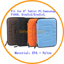 EVA Zip Hard Case Cover for iPad Mini 7-8 inch Tablet PC from dailyetech