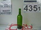 Large lot new empty wine bottles