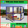 high quality container house with complete accessory