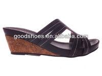 2013 hottest mature women shoes slipper