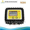 m201 digital medidor de flujo