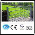 Grossista china alibaba ce& iso certificatedgalvanized folha de metal portões fazenda( pro fabricante)