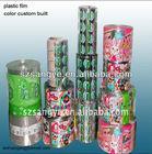 Free design hot sale plastic sachet packaging film for fruit salad sauce