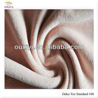 heavy curtain velvet fabric in china