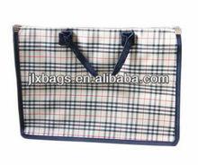 mesh business bags nylon shopping bag