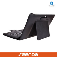 Folding Stand Touchpad Bluetooth keyboard PU Leather Case Cover Skin For Microsoft windows 8 Pro Surface RT 10.6 inch Tablet