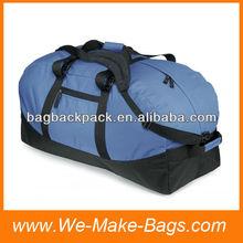 Hot sell 600D multifunctional travel bag