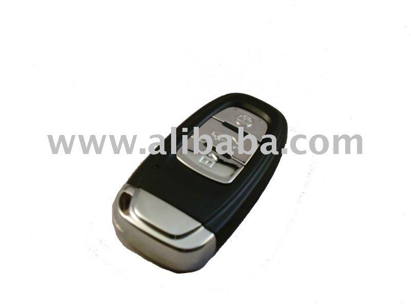 Camara espia en forma de llave automatica