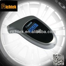 used in night blue backlight metal digital car gauges for car, bicycle, truck