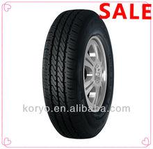 Cheap new passenger car tyres dealer--155R12C