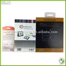 for iphone for samsung for ipad mini for ipad 2/3/4 mobilephone retail plastic package gift box