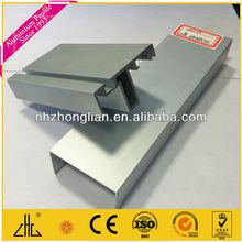 Famous !!! Matt Anodized Silver Aluminium Structure Section /Aluminum Structure/Structural Aluminium