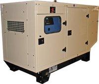 60kw Silent Diesel Generator Package