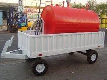 Diesel Storage Tank With Cart